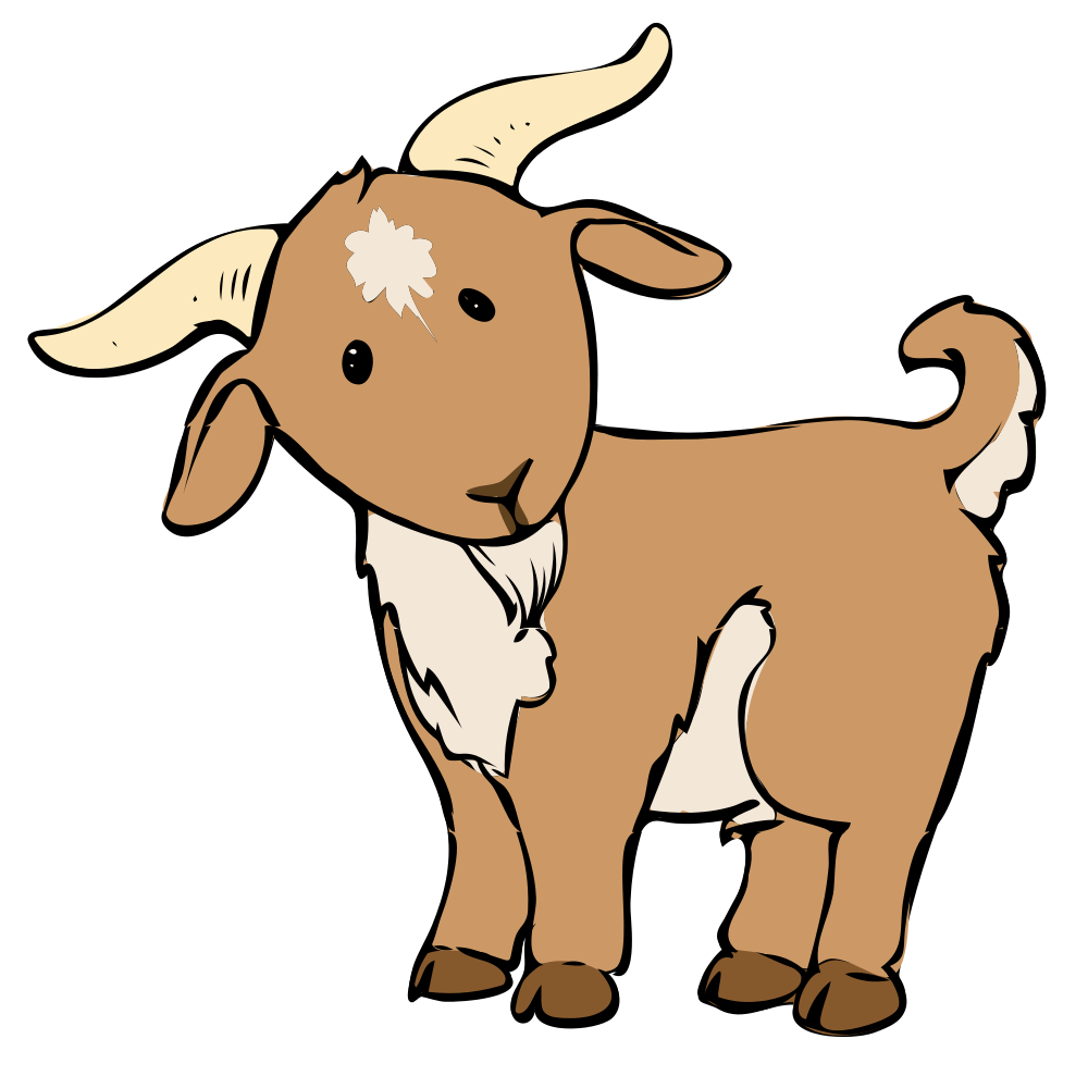 Goat clipart #15, Download drawings