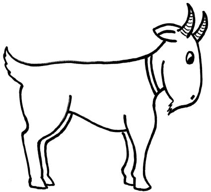 Goat clipart #6, Download drawings