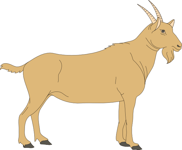 Goat clipart #8, Download drawings