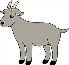 Goat clipart #5, Download drawings