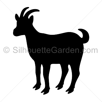 Goat svg #10, Download drawings