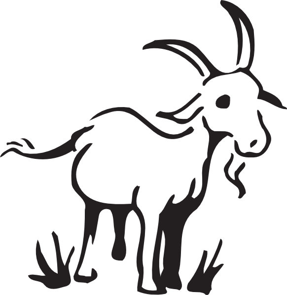 Goat svg #13, Download drawings