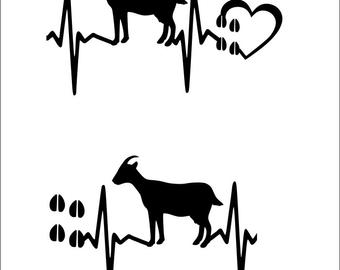 Goat svg #318, Download drawings