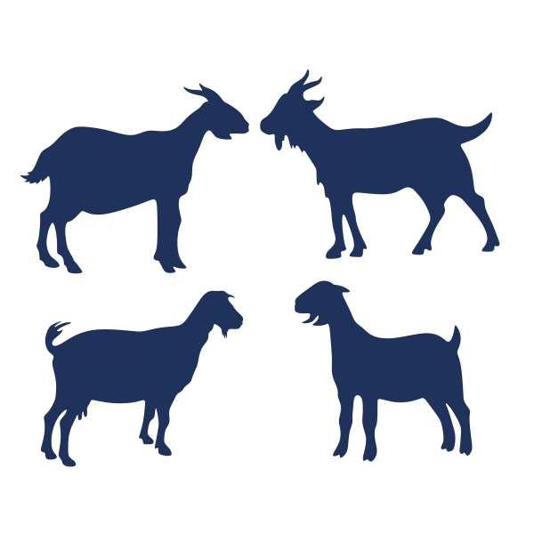 Goat svg #3, Download drawings