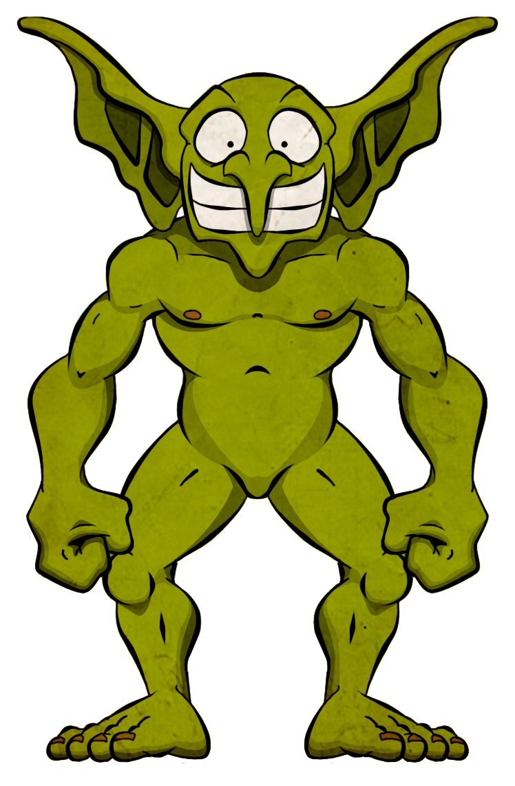 Goblin clipart #1, Download drawings