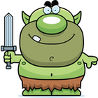 Goblin clipart #3, Download drawings