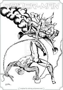 Goblin coloring #6, Download drawings