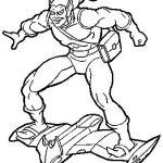 Goblin coloring #17, Download drawings