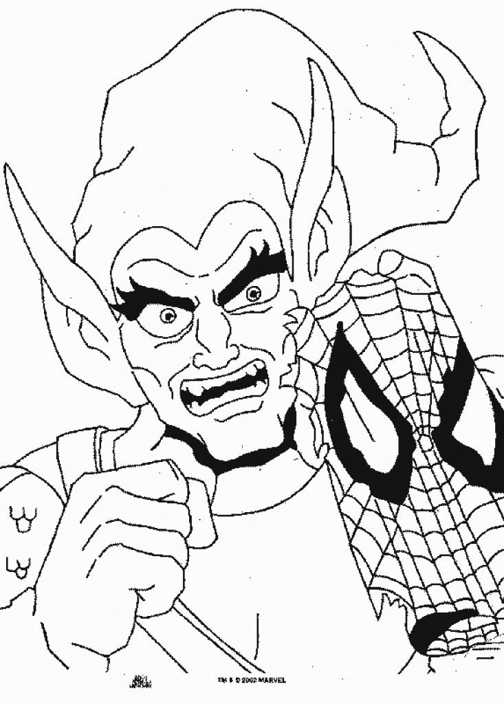Goblin coloring #14, Download drawings