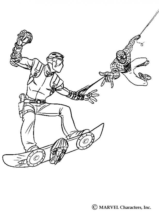 Goblin coloring #2, Download drawings