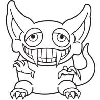 Goblin coloring #18, Download drawings