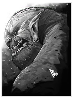 Goblin Gaveleer svg #6, Download drawings