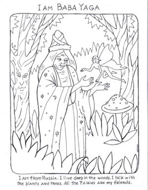 Goddess coloring #4, Download drawings