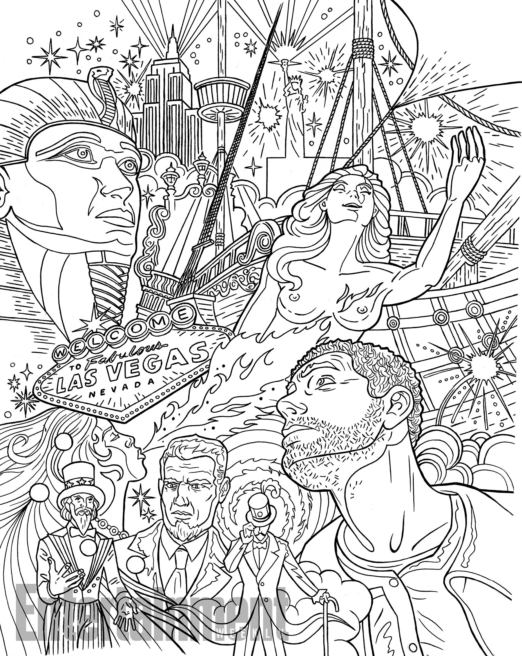 Gods coloring #1, Download drawings