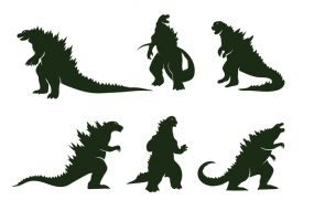 Godzilla svg #14, Download drawings