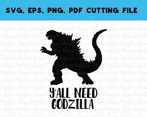 Godzilla svg #468, Download drawings