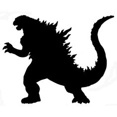 Godzilla svg #19, Download drawings