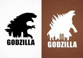 Godzilla svg #16, Download drawings