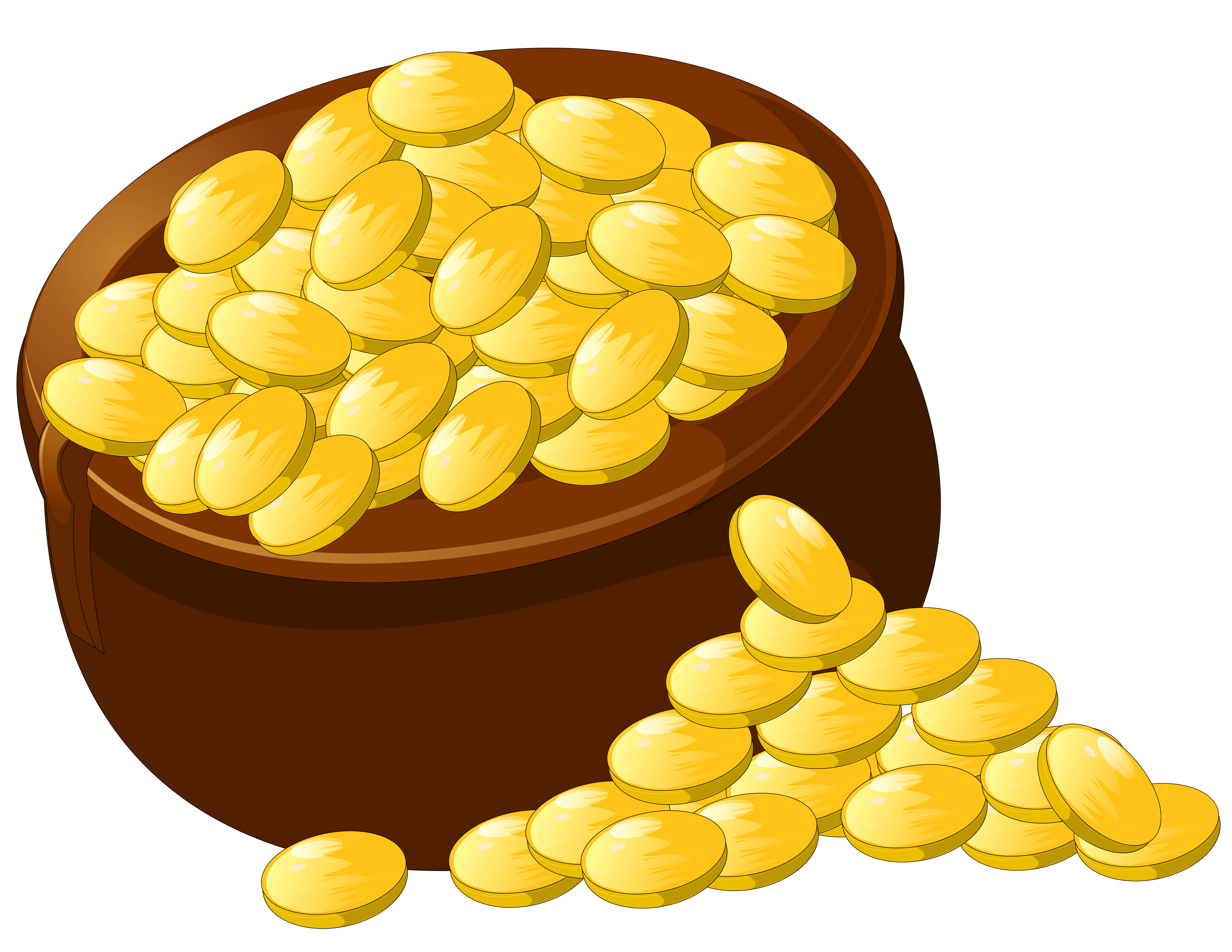 Gold clipart #3, Download drawings