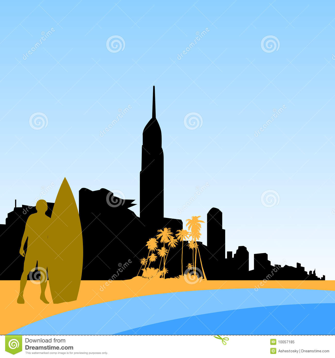 Gold Coast clipart #19, Download drawings