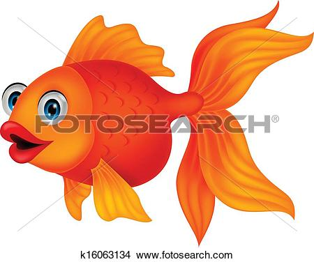 Gold Fish clipart #15, Download drawings