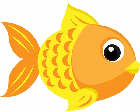 Gold Fish clipart #12, Download drawings