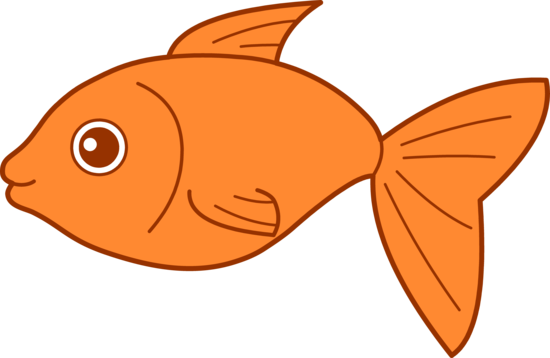 Gold Fish clipart #10, Download drawings