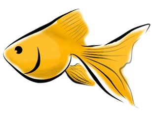 Gold Fish clipart #6, Download drawings