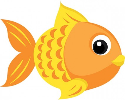 Gold Fish svg #12, Download drawings