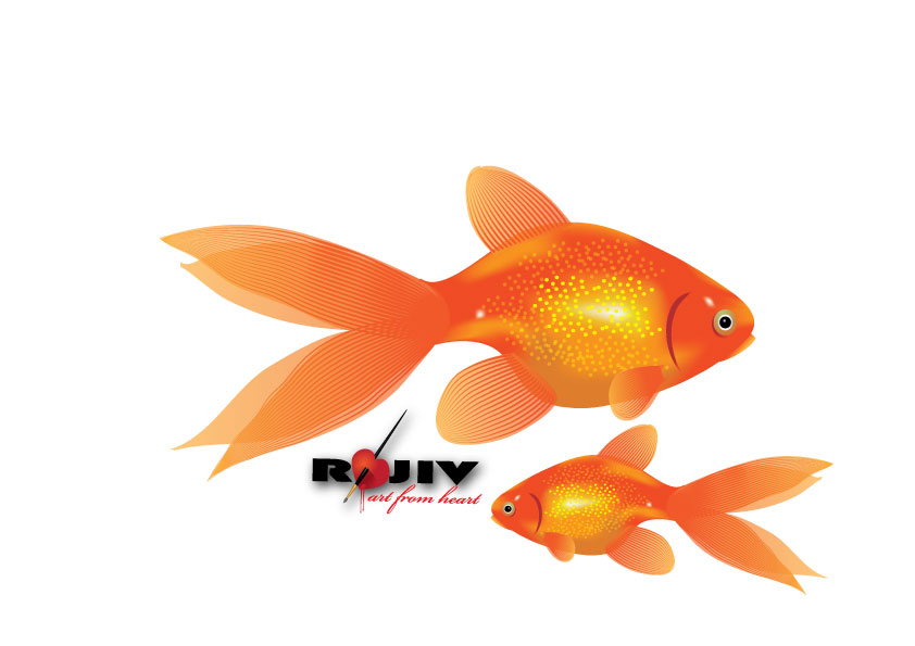 Gold Fish svg #19, Download drawings