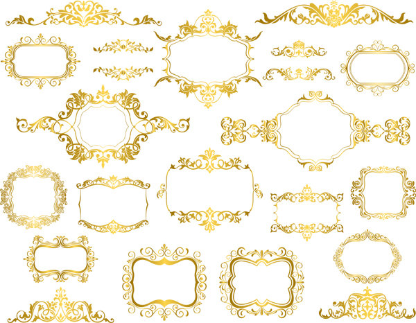 Golden clipart #20, Download drawings