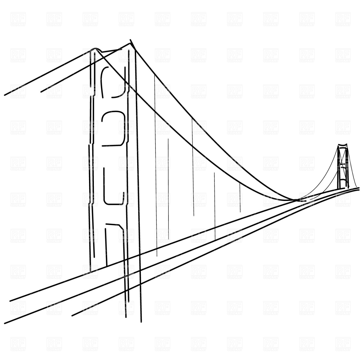 Golden Gate clipart #5, Download drawings