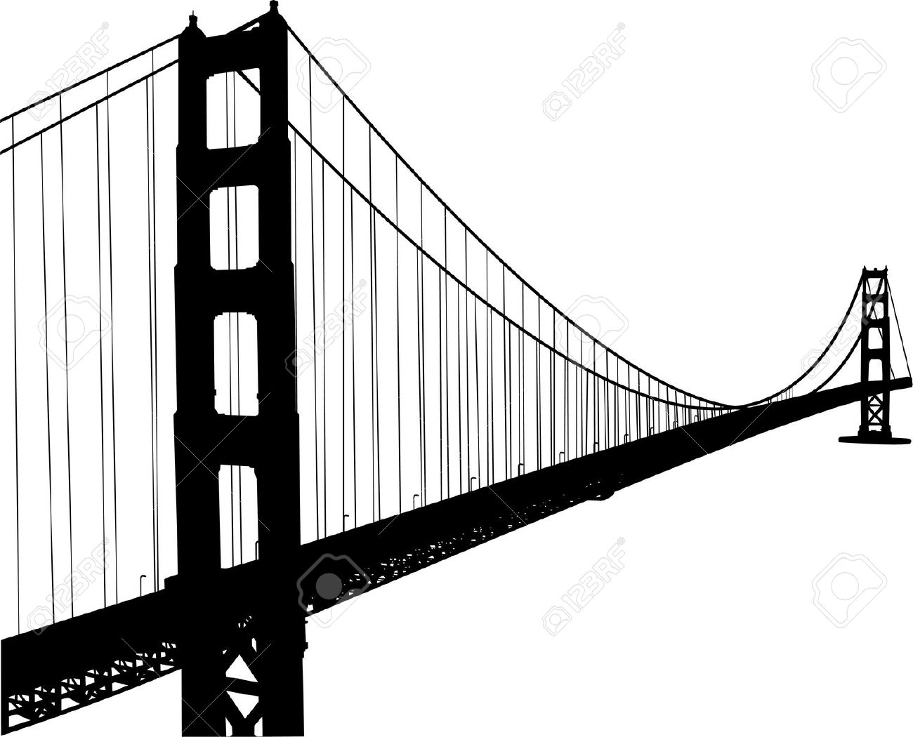 Golden Gate clipart #16, Download drawings