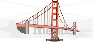 Golden Gate clipart #6, Download drawings