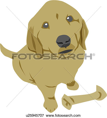 Golden Retriever clipart #5, Download drawings