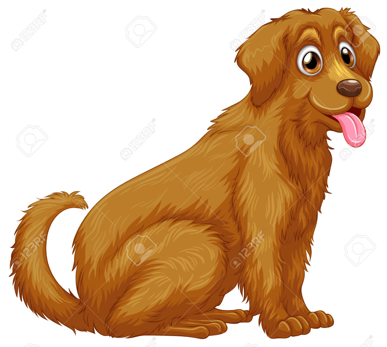 Golden Retriever clipart #8, Download drawings