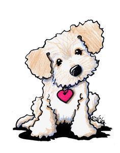 Goldendoodle clipart #20, Download drawings
