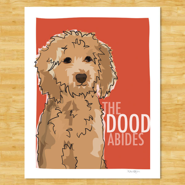 Goldendoodle clipart #3, Download drawings