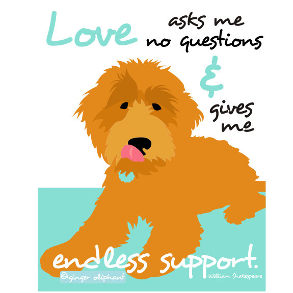 Goldendoodle clipart #13, Download drawings