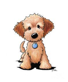 Goldendoodle clipart #5, Download drawings