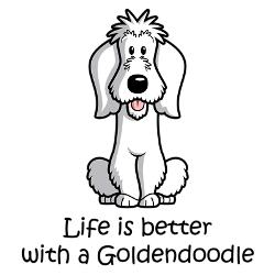 Goldendoodle clipart #2, Download drawings