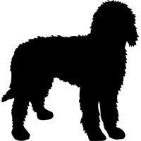 Goldendoodle clipart #6, Download drawings