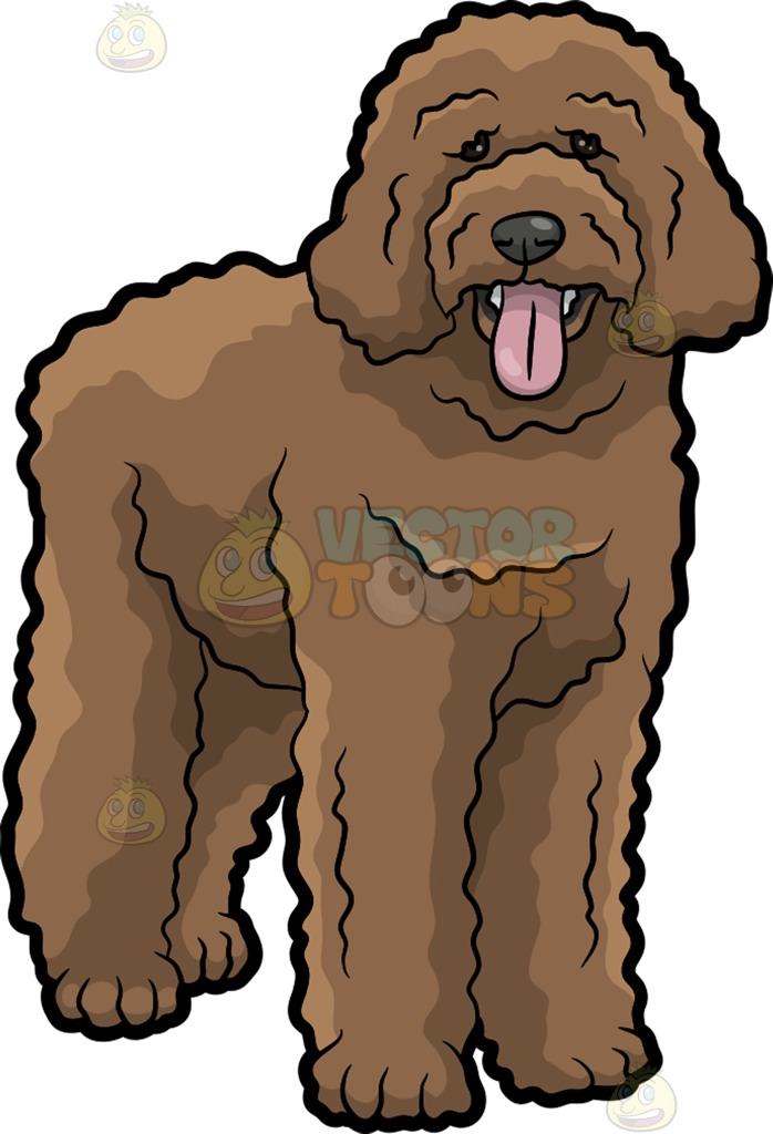 Goldendoodle clipart #9, Download drawings