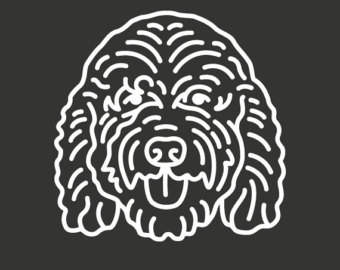 Goldendoodle svg #9, Download drawings