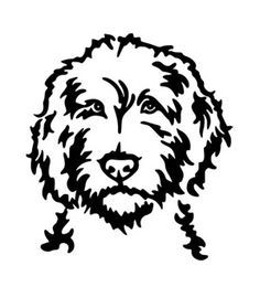 Goldendoodle svg #2, Download drawings
