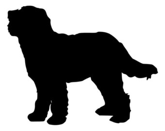 Goldendoodle svg #1, Download drawings