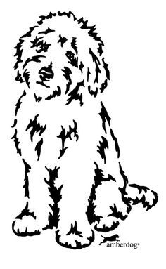 Goldendoodle svg #12, Download drawings