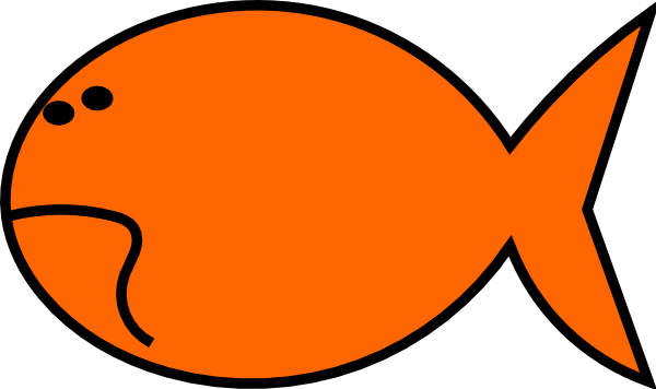 Goldfish clipart #1, Download drawings