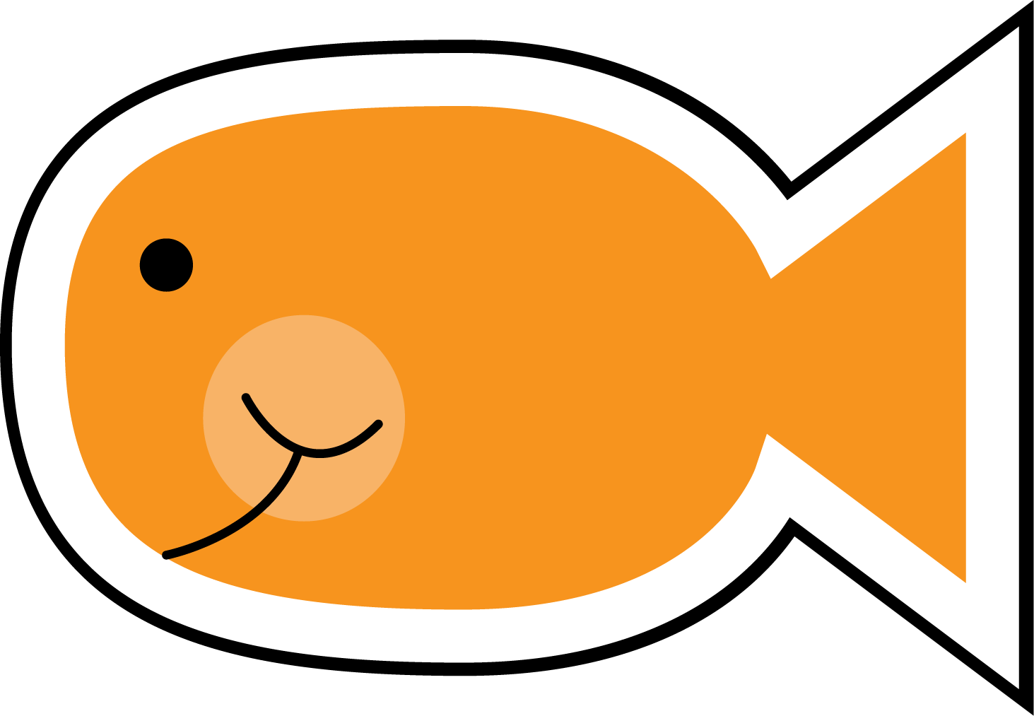 Goldfish clipart #7, Download drawings
