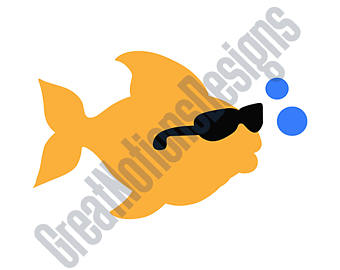 Goldfish svg #9, Download drawings